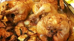 Eilat Restaurant Cacher Viande Chicken Off
